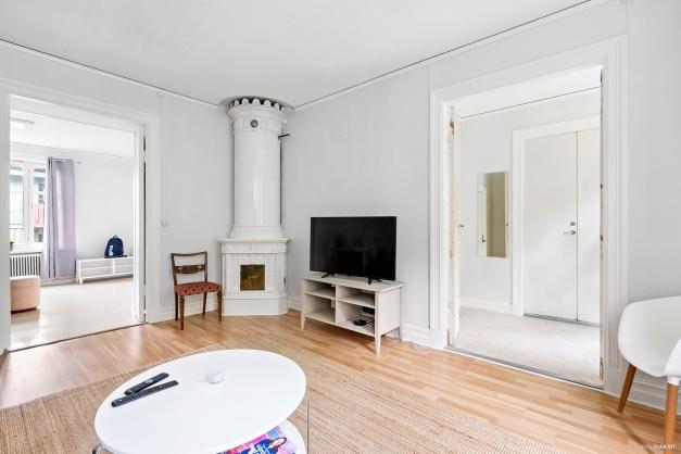 Lägenhet i entréplan