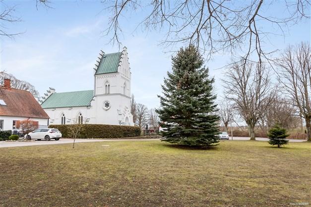 Kyrkan i Arrie