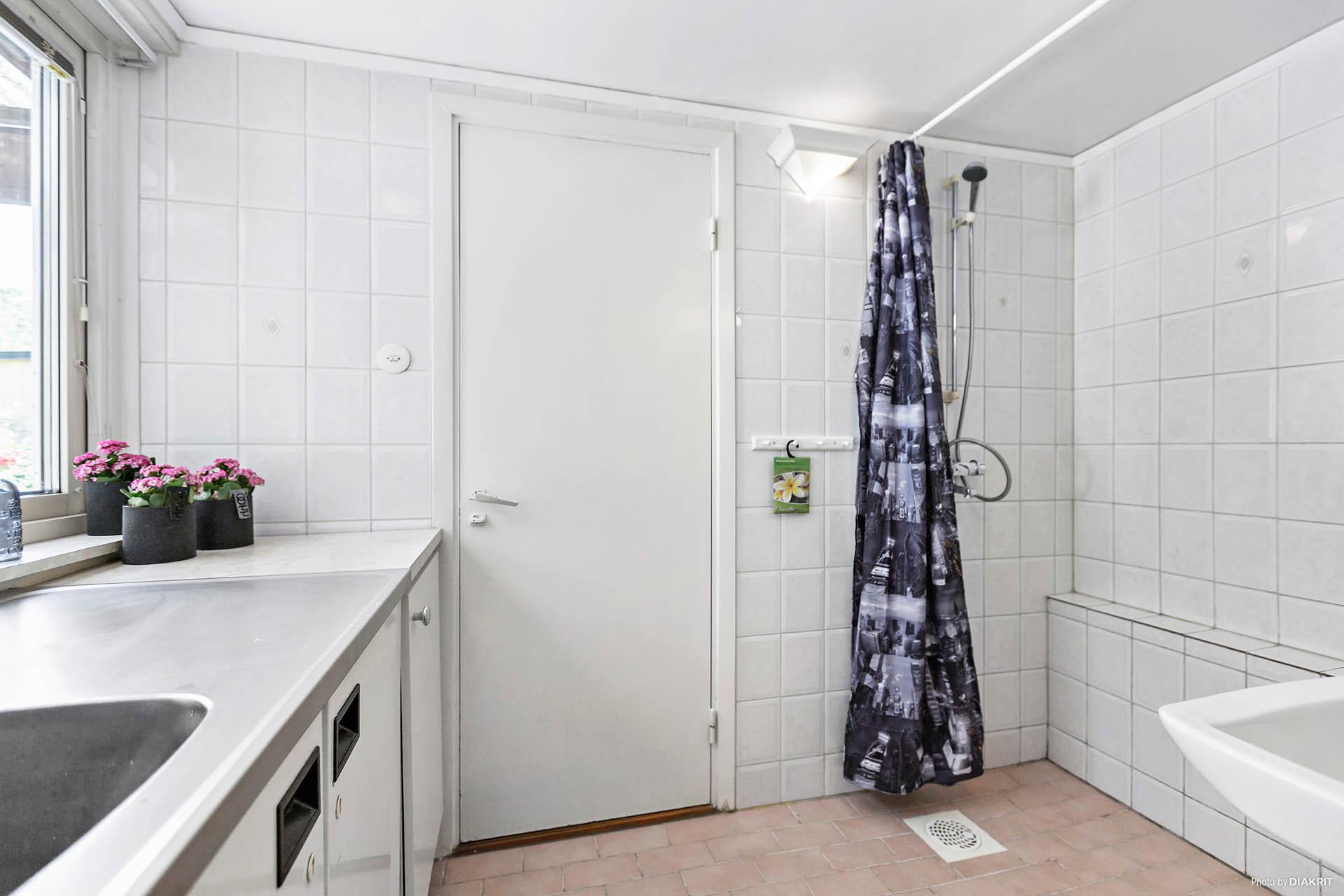 Tvätt/dusch
