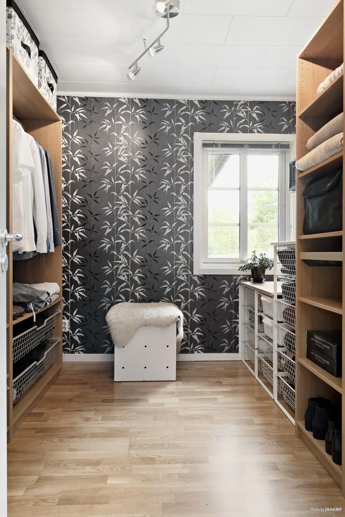 Walk in closet alt om du behöver ett fjärde sovrum