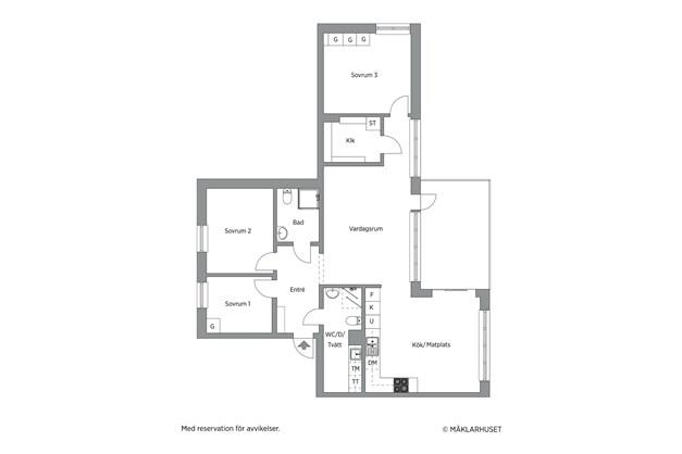 Lägenhet 351