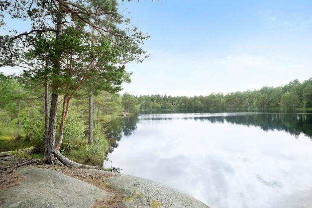 Badvänlig sjö