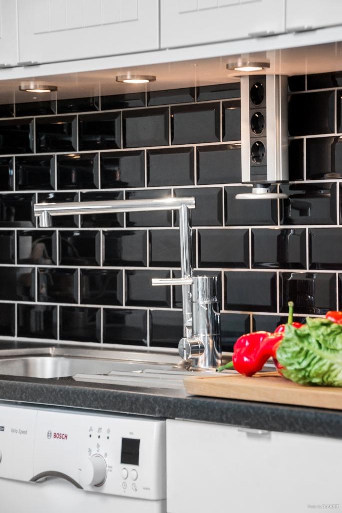 Smarta detaljer i köket!