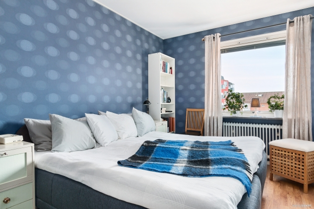 Trevligt sovrum