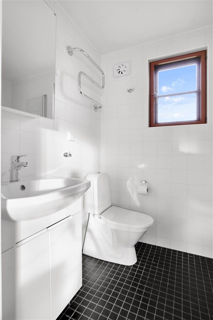 Helkalat fräscht duschrum