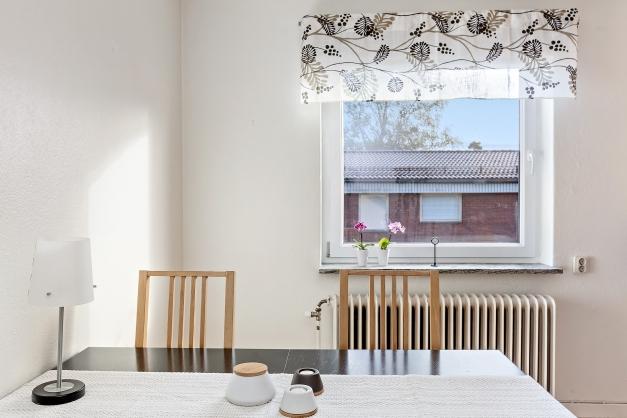Matplats och fönster