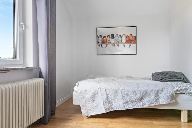Sovalkov i vardagsrummet
