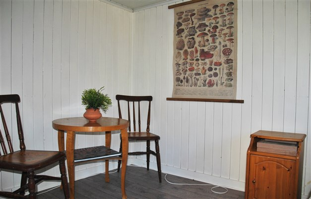 Hus 2: Gästrummet