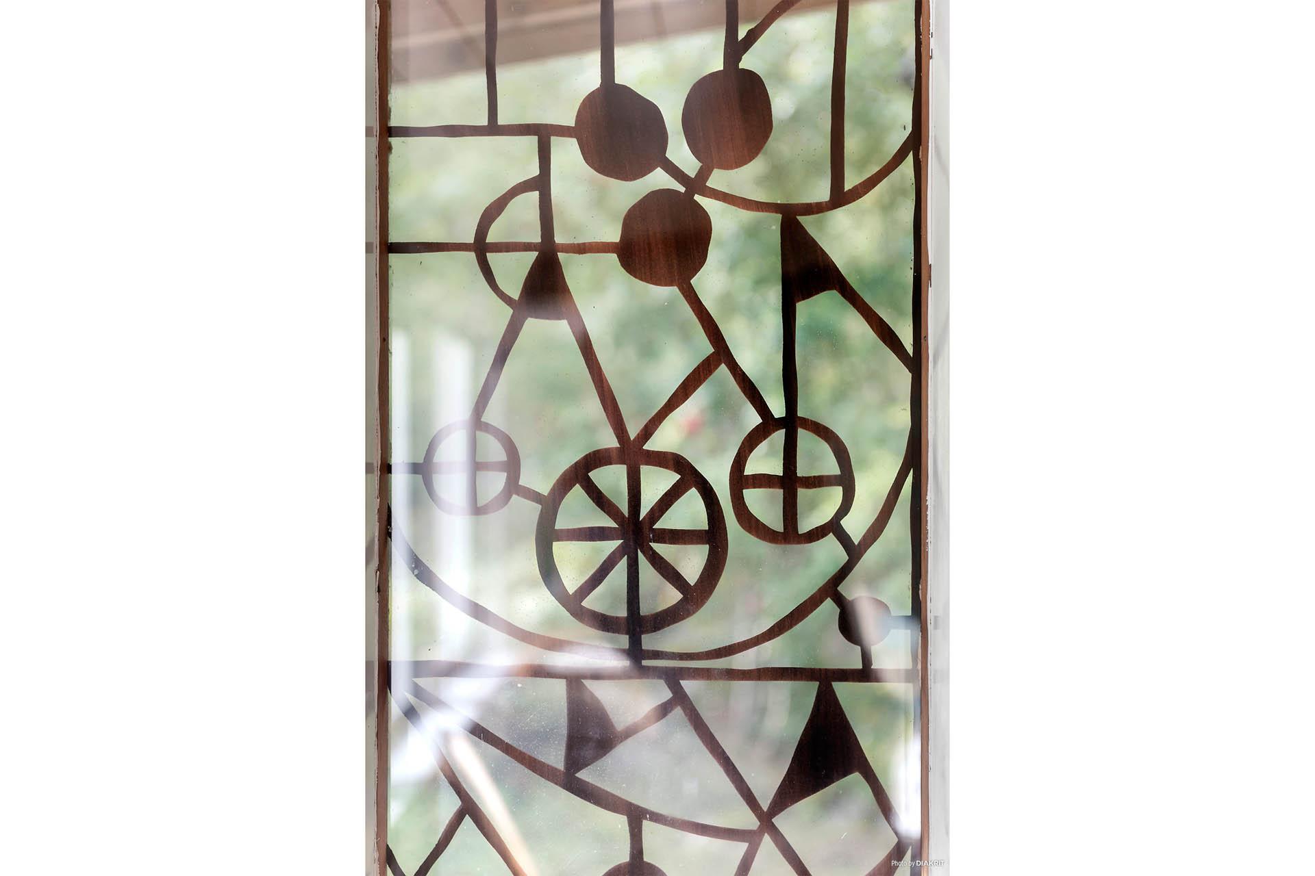 Detalj fönster