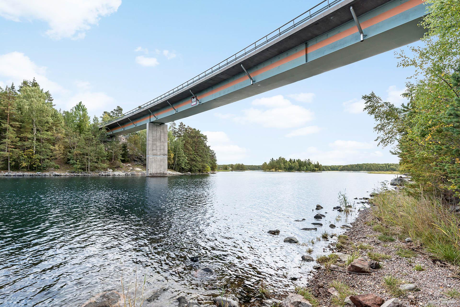Svartnö bron