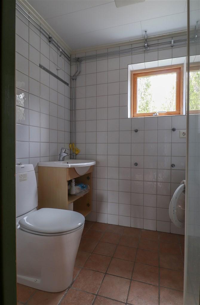 WC i boningshus