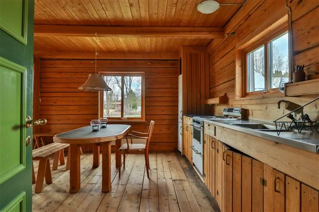 Kök i boningshus