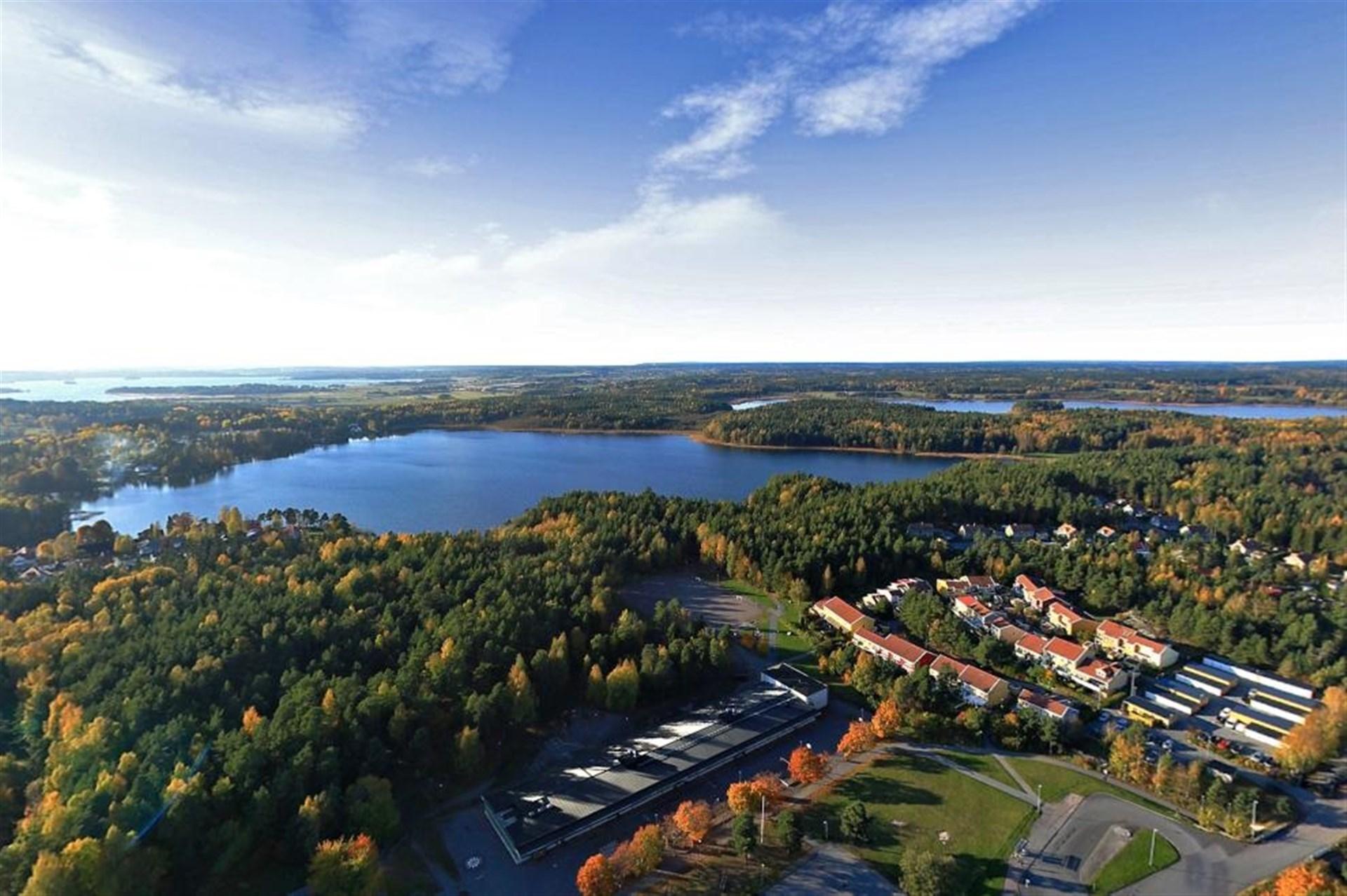 Kort promenad till Lillsjön