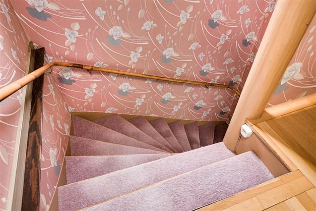 Trappa till övervåning