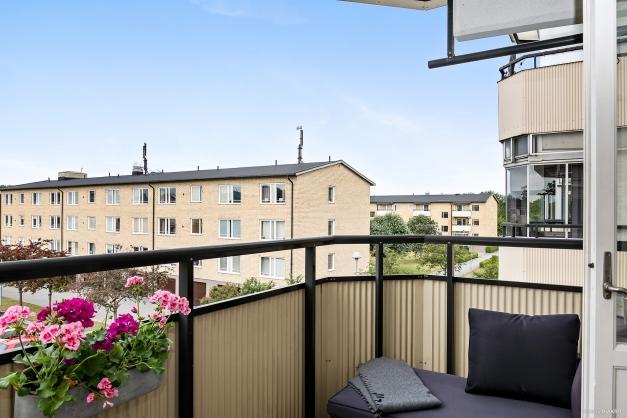 Möblerbar balkong