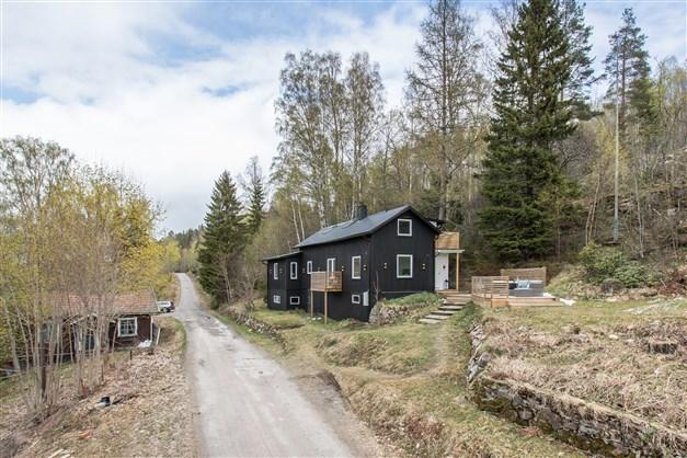 Välkomna till Näsviken och Hillensvägen 8!