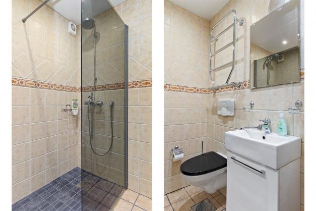 Duschrummet