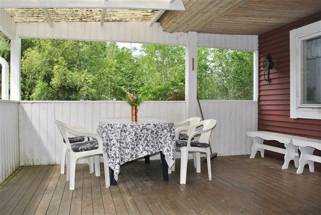 Altan/veranda