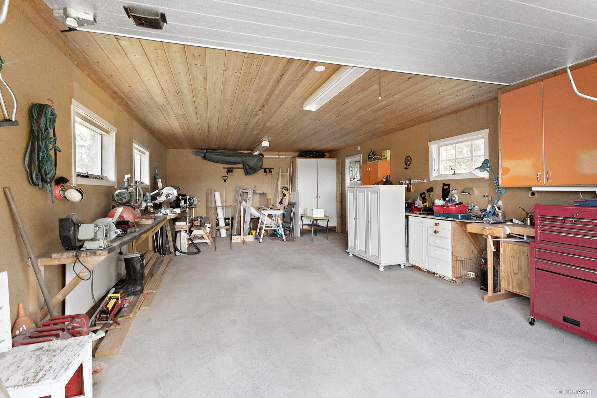Tomt 1:192 Garage