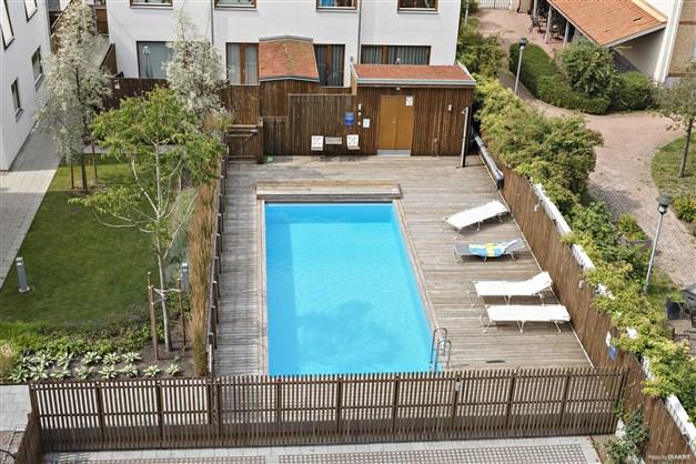 Gemensamt poolområde