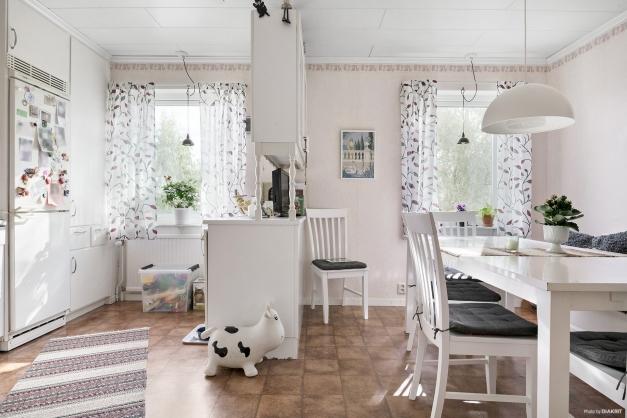 3+1 ROK Kök i ihopslagen lägenhet 1102