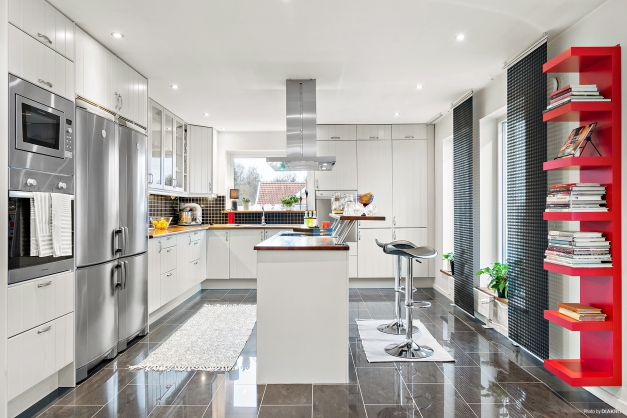 Snyggt modernt kök