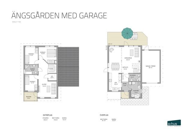 Ängsgården planritning