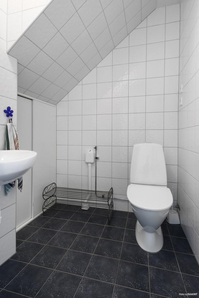 Separat WC entréplan