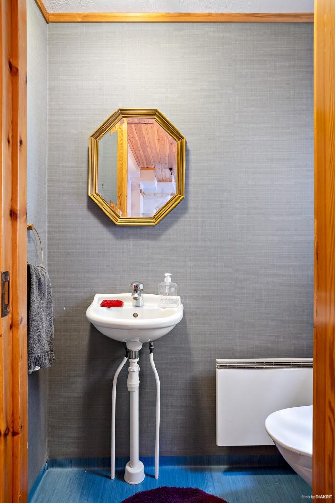Toalett sovrum 3