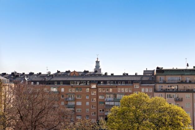 Utsikt från bostaden