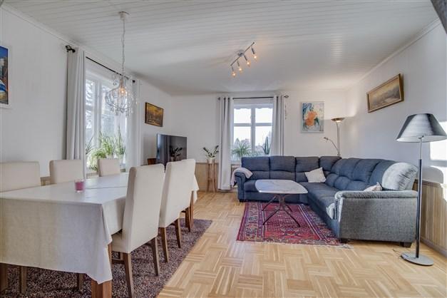 Lägenhet vån 1