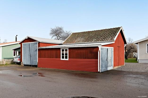 Garage/uthus.