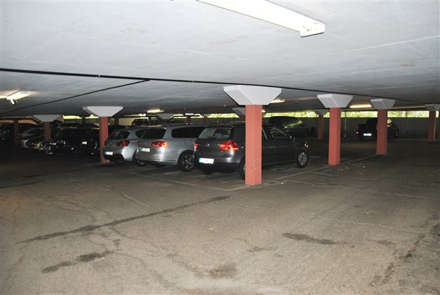 Exempel gemensamt garage
