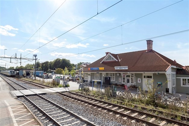 Pendeltågstation