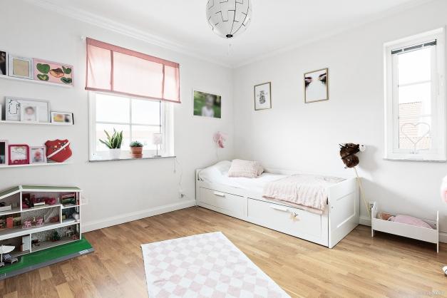 Övre plan - sovrum