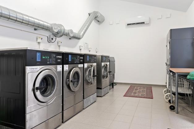 Den nya tvättstugan