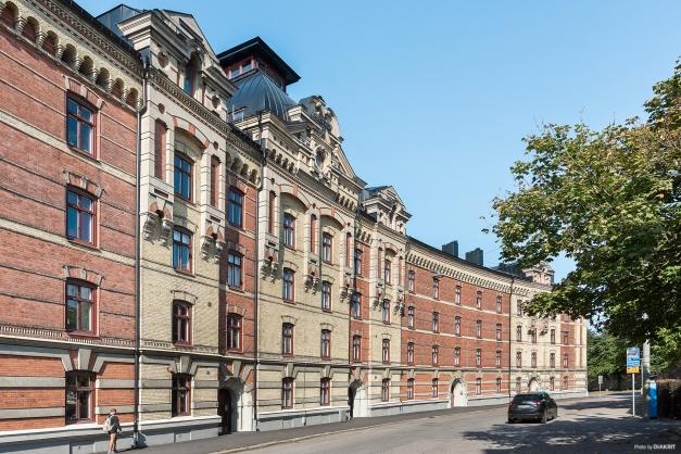 Entrésidan Västgötagatan