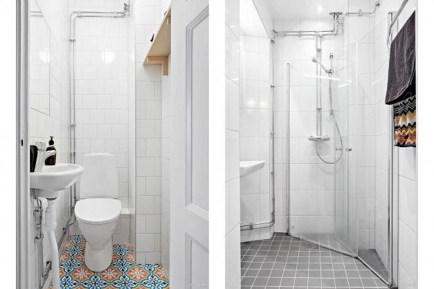Badrum och wc