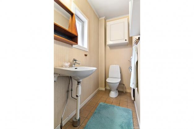 WC på entréplan