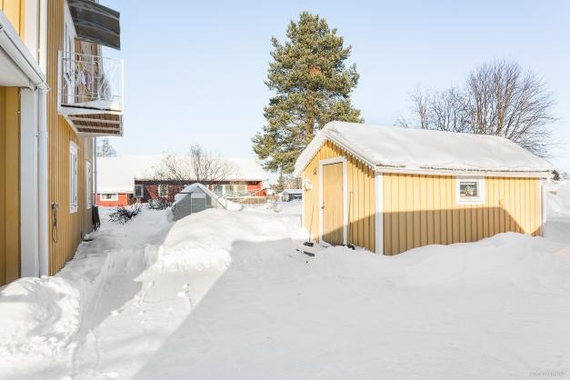 F d garage, nuv. förråd