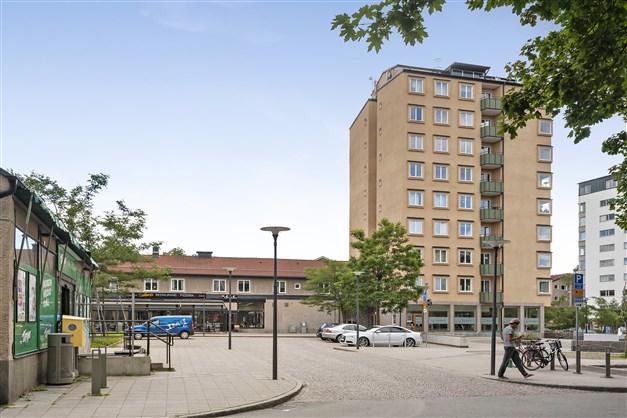 Solberga centrum/Klacktorget