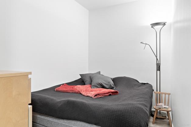 Extra rummet, fd klädkammare.