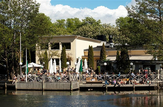 Med populära Villa Belparc