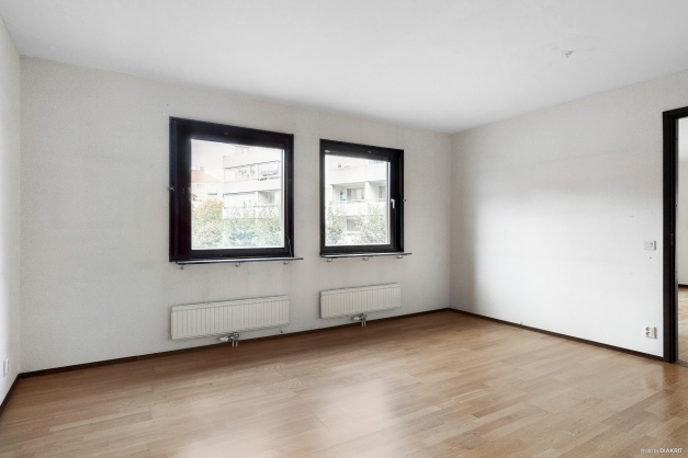 Rum som går att göra till två rum