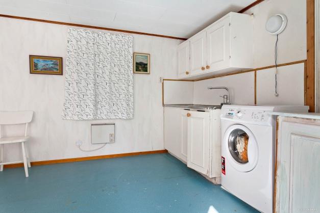 Gästrum/tvättstuga