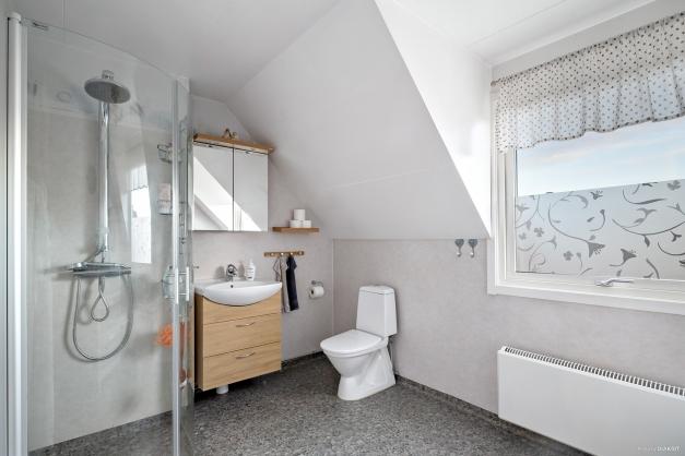 Fräscht duschrum