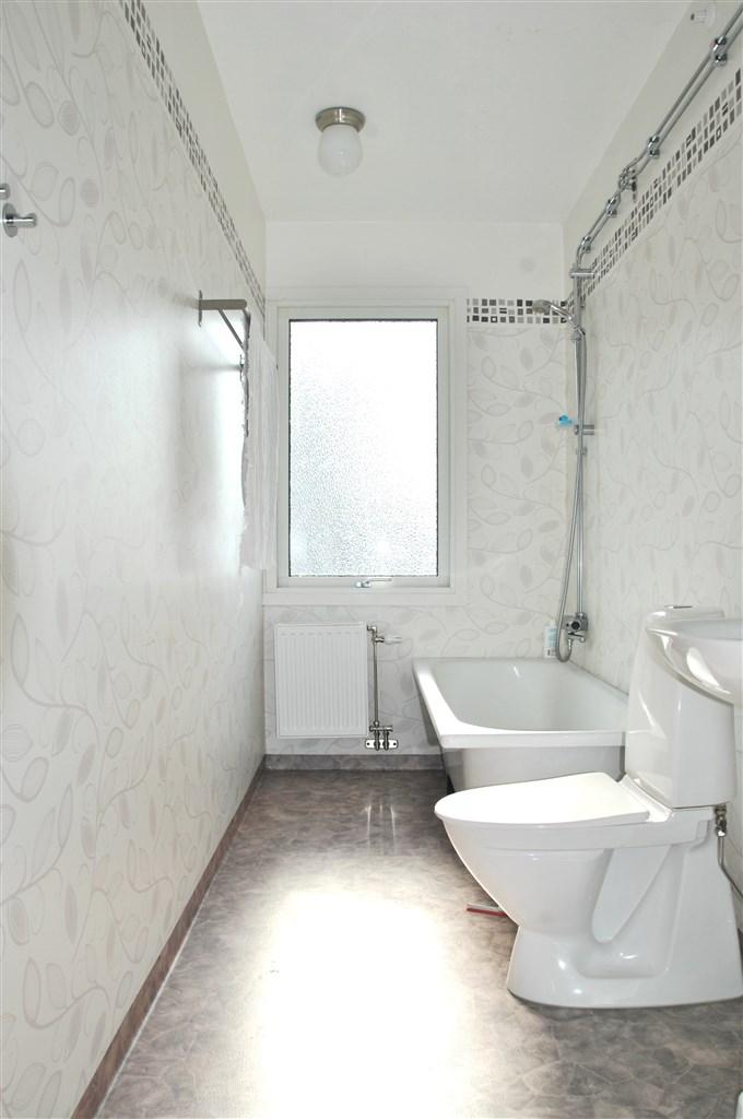 Fräscht badrum, renoverat 2015