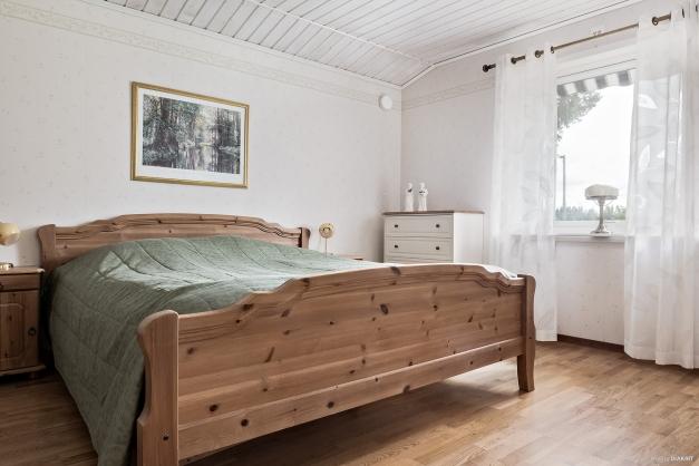Sovrum på bottenvåning