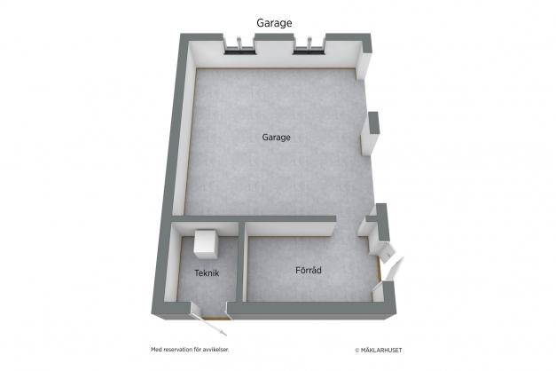 Garage 3D