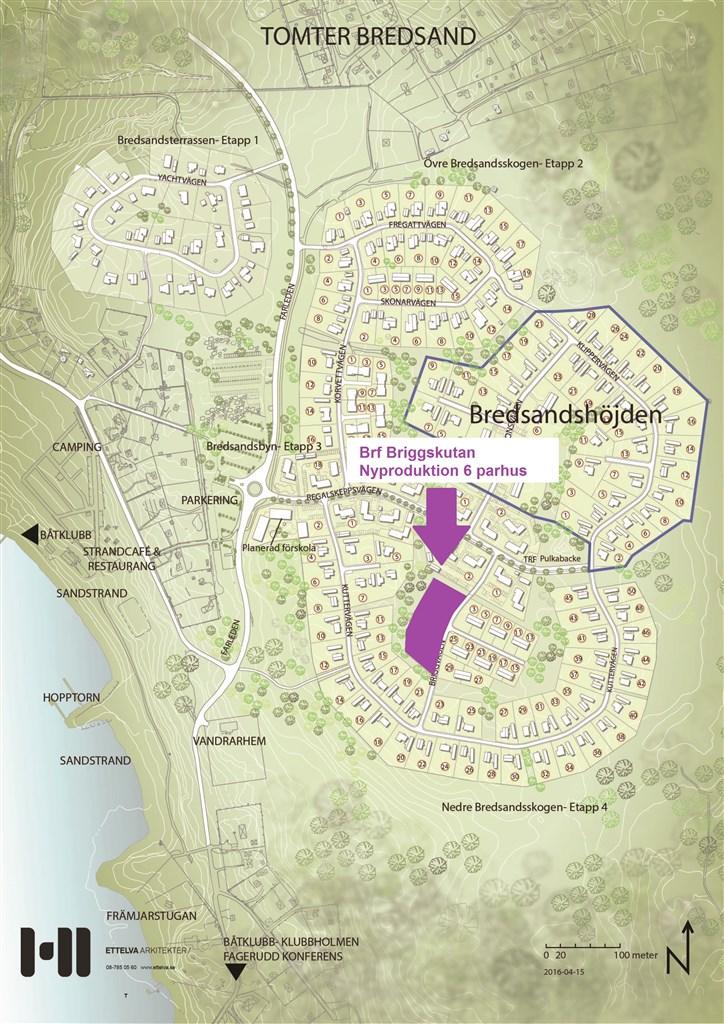 Karta Bredsand